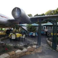 Flugzeug Restaurant Silbervogel - Bild 4 - ansehen