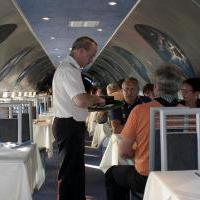 Flugzeug Restaurant Silbervogel - Bild 7 - ansehen