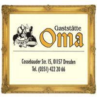 Gaststätte Oma KG in Dresden auf restaurant01.de