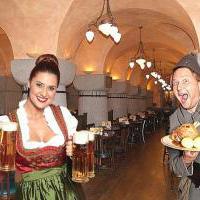 """Sächsisch-Böhmisches Bierhaus """"Altmarktkeller"""" in Dresden auf restaurant01.de"""