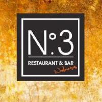 Restaurant No.3 in Dresden auf restaurant01.de