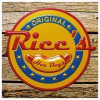 Riccs Original Hot Dog's in Dresden auf restaurant01.de