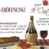 Il Castello in Dresden auf restaurant01.de
