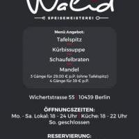 Walid Speisemeisterei  in Berlin auf restaurant01.de