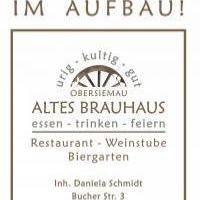 Altes Brauhaus Obersiemau in Obersiemau-Untersiemau auf restaurant01.de