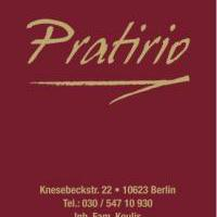 Restaurant Pratirio in Berlin auf restaurant01.de
