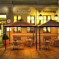 Restaurant St. Petersburg in Dresden auf restaurant01.de
