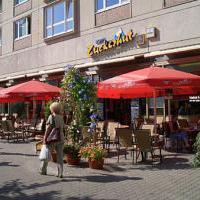 Cafe Bistro Bar Zuckerhut in Leipzig auf restaurant01.de