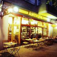 Hägeles ANTIQUA in Berlin auf restaurant01.de