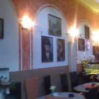 Hof Café Wilhelmine in Berlin auf restaurant01.de