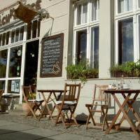 Milchkaffee in Berlin auf restaurant01.de