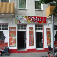 "Shicha Bar ""One-Ticket"" in Berlin auf restaurant01.de"