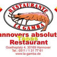 Restaurante la Gamba in Hannover auf restaurant01.de